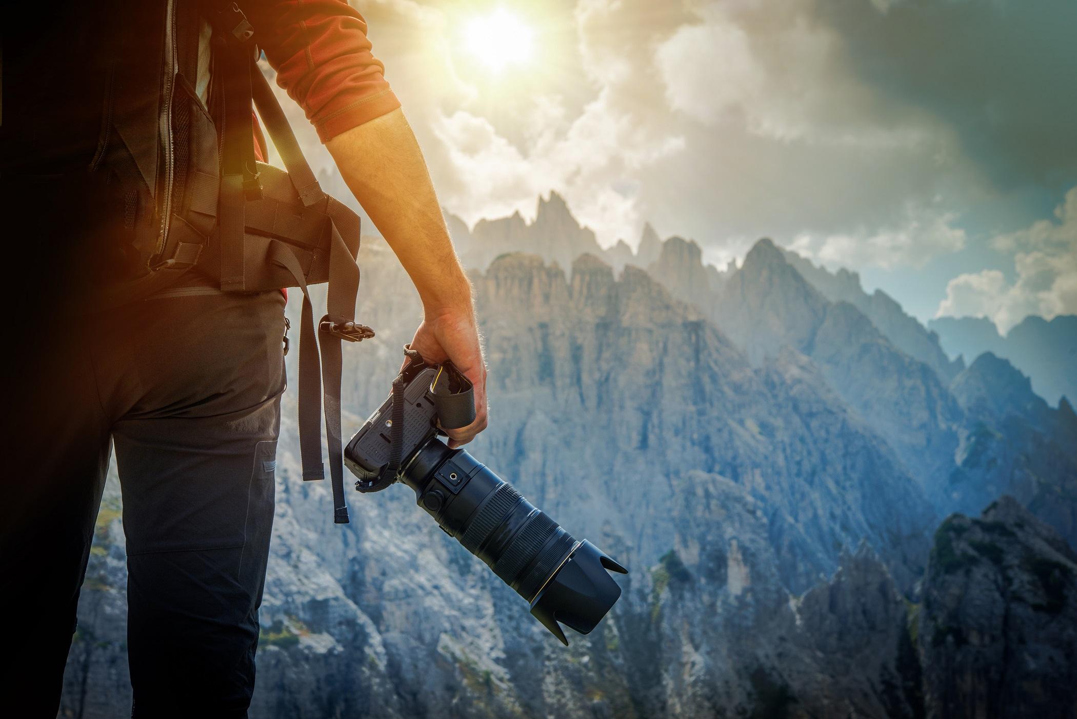 Valokuvaajille