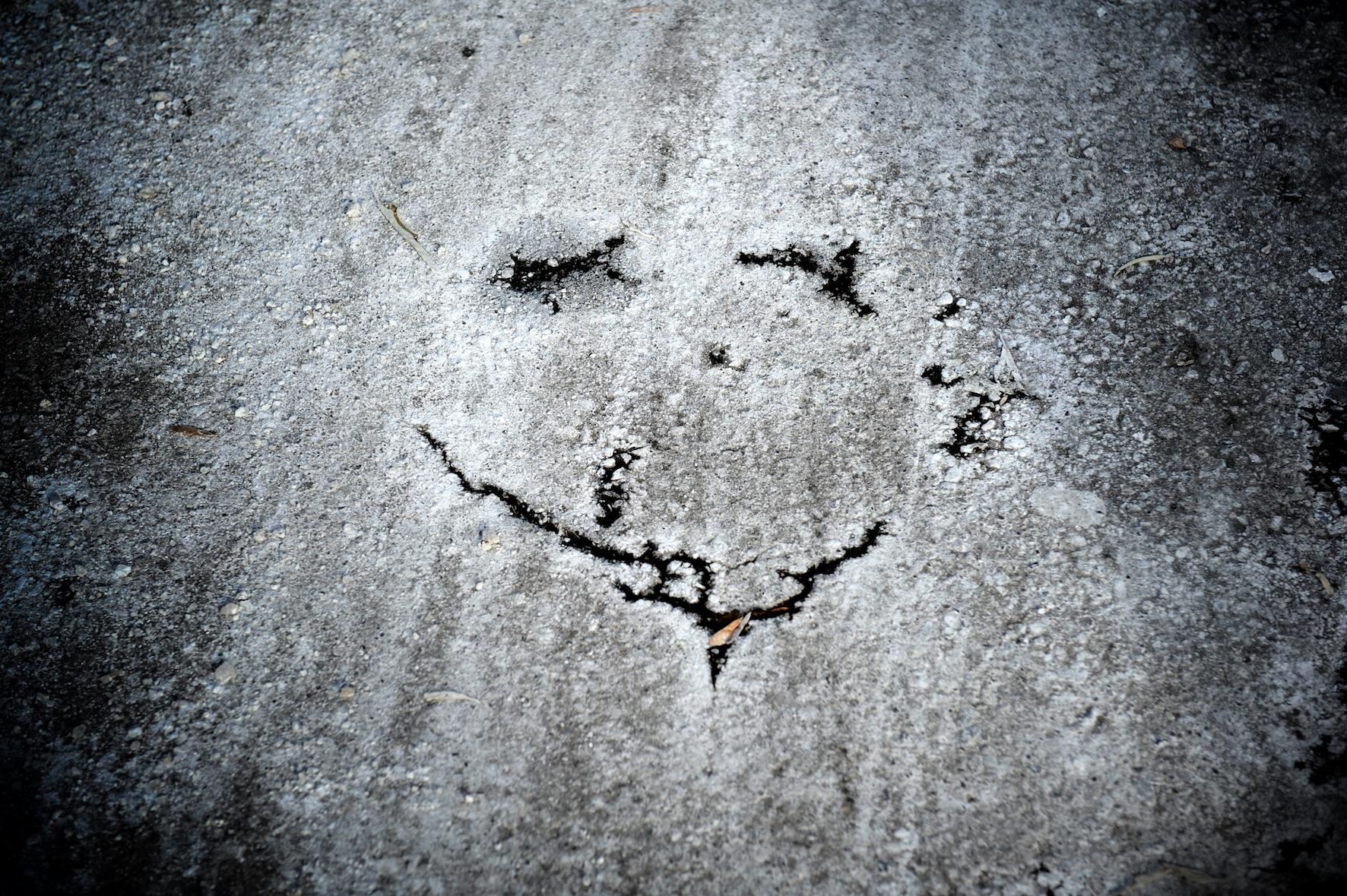 Luonto voi saada sinut hymyilemään