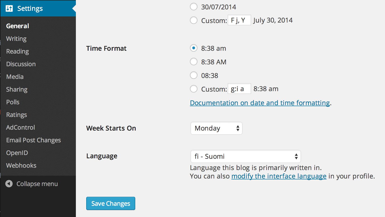 vaihda-kieli