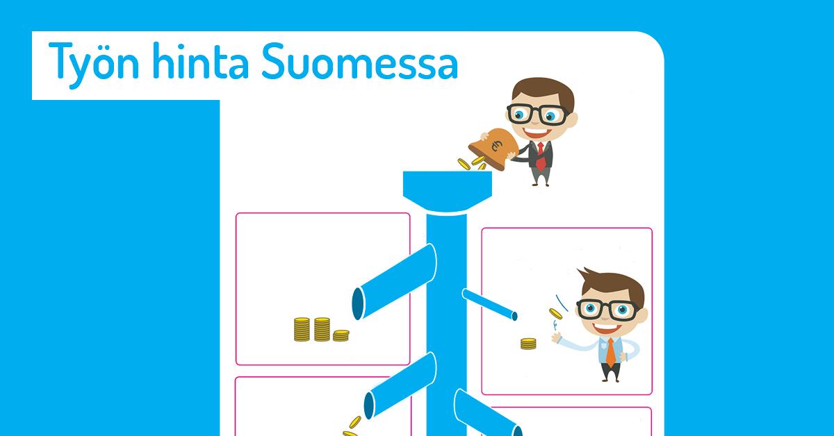 Työn hinta Suomessa  Kevytyrittäjän sivukulut  UKKO fi