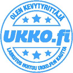 UKKO.fi badge omille sivuille