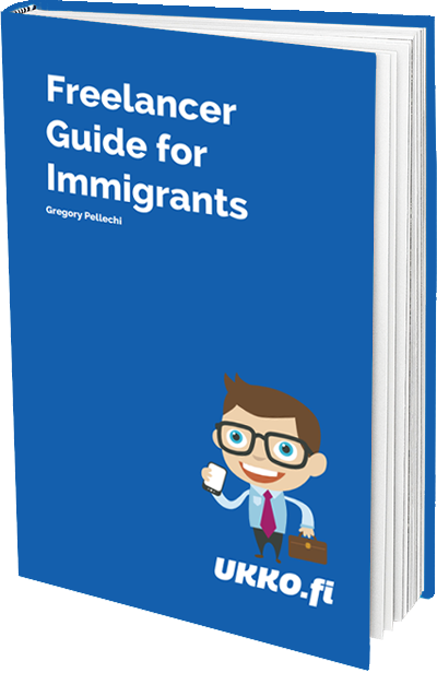 Freelance guide for immigrants UKKO.fi