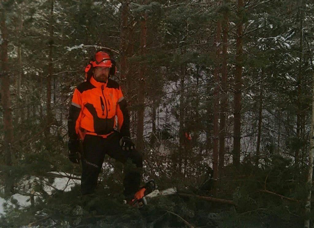 Antti Kiviranta metsäpalvelu