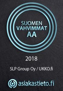 Suomen Vahvimmat luottoluokitus UKKO.fi