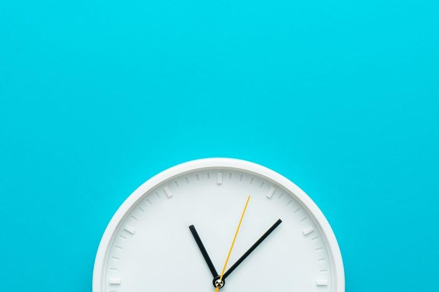 Ajanhallinta kello