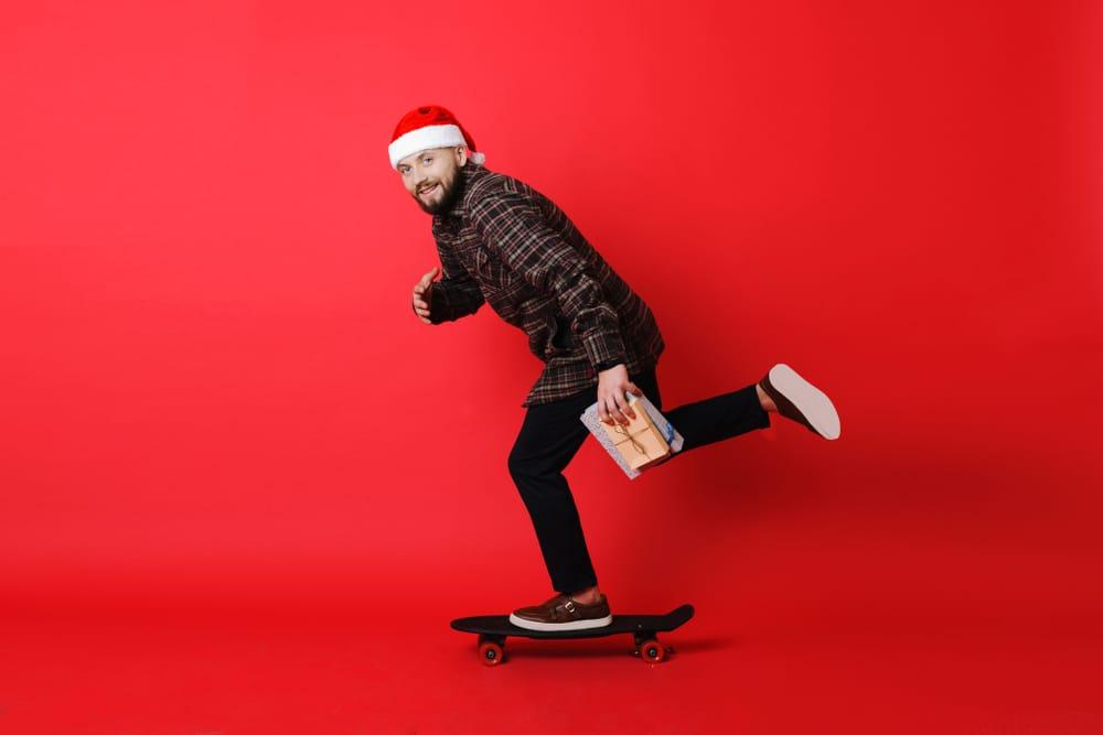 Kevytyrittäjän joulu