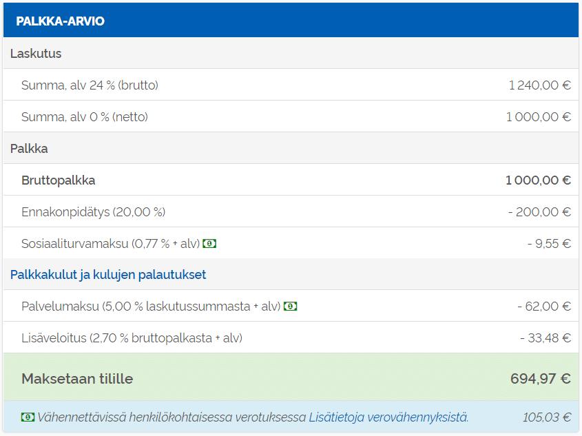 Ukko Palkkalaskuri