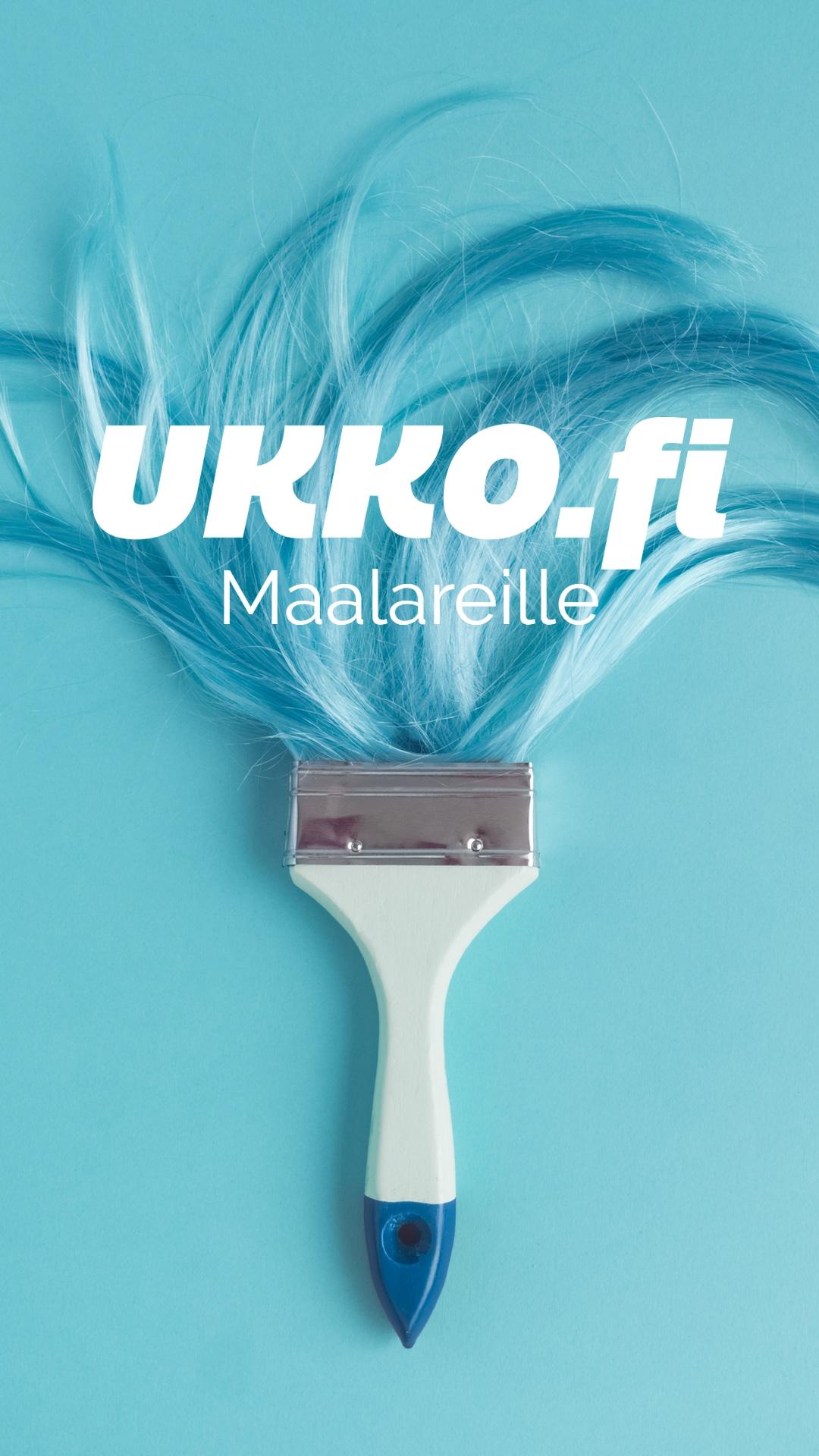 Maalari, maalaustyöt, kevytyrittäjä - UKKO.fi
