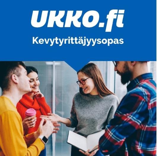 UKKO.fi – Kevytyrittäjyysopas 2019