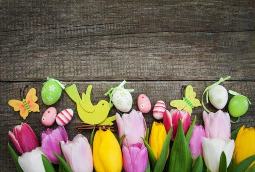 pääsiäispyhät