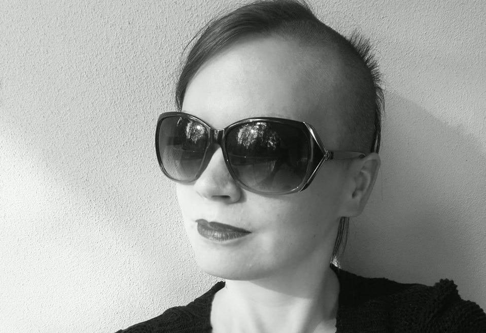 Viikon kevytyrittäjä Katri Saajanaho