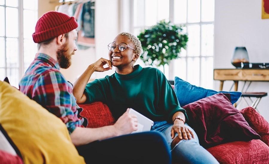 Juttele liikeideastasi läheistesi kanssa