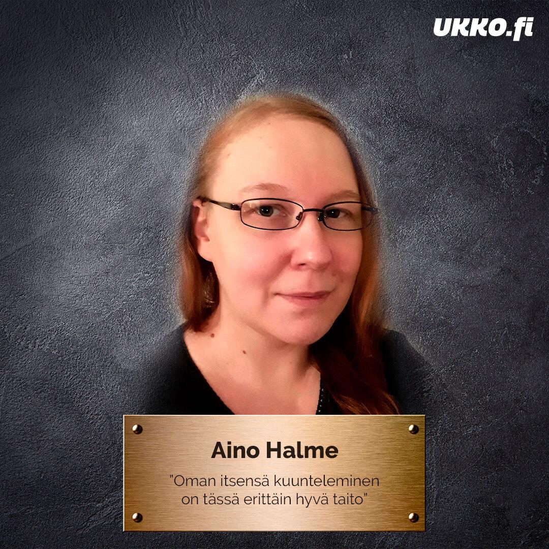 Aino Halme