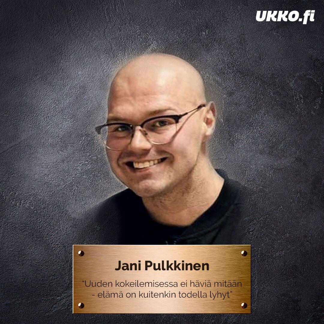 Jani Pulkkinen