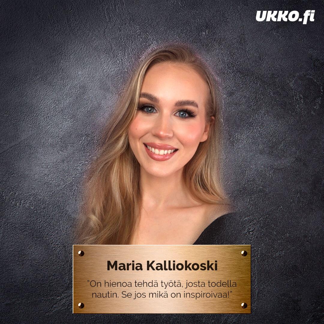 Maria Kalliokoski