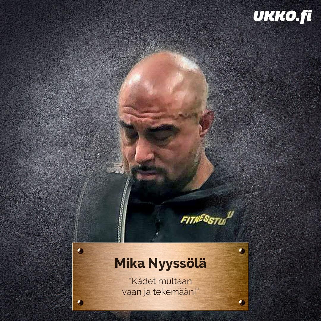 Mika Nyyssölä