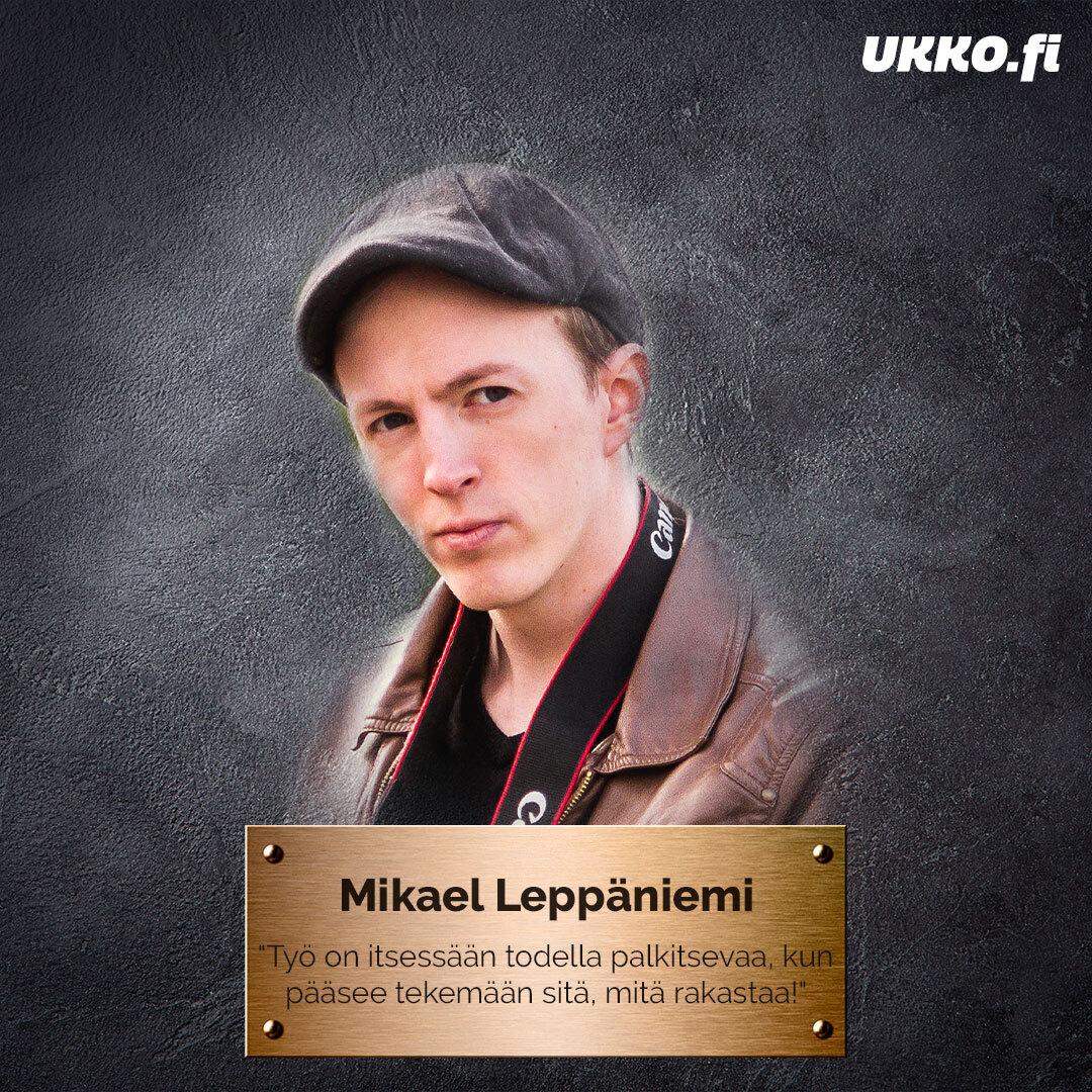 Mikael Leppäniemi