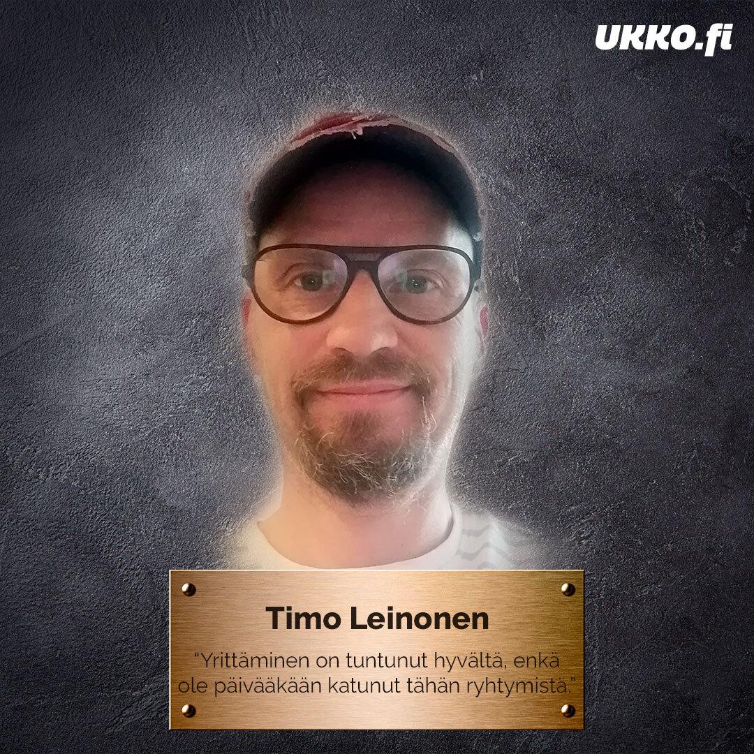 Timo Leinonen