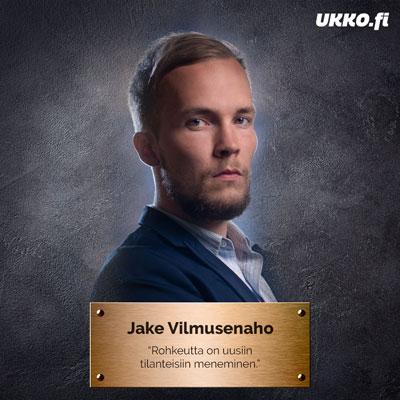 Jake Vilmusenaho