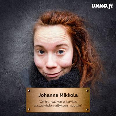 Johanna Mikkola