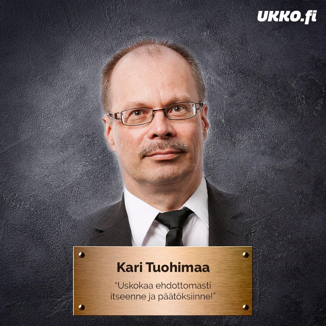 Kari Tuohimaa