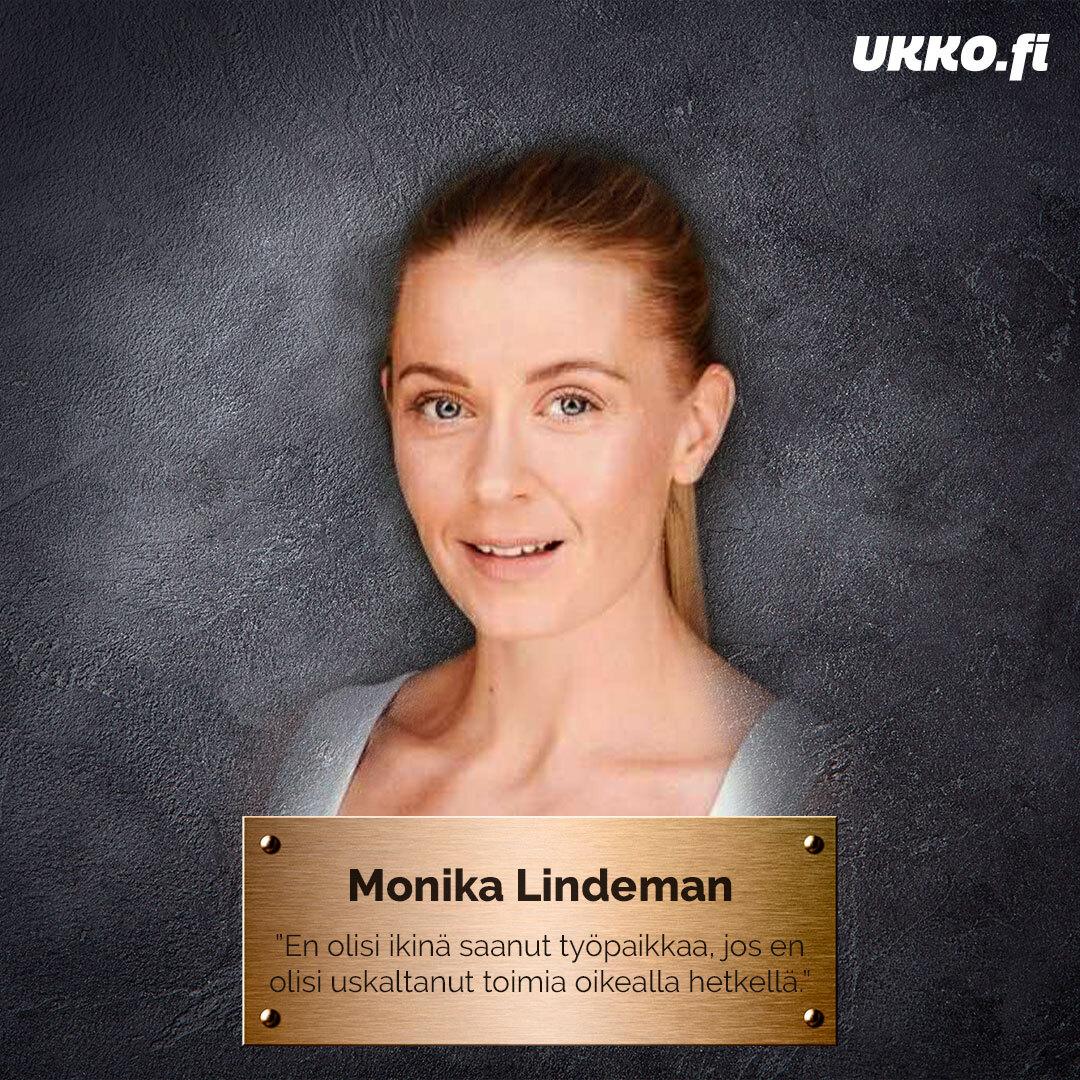 Monika Lindeman