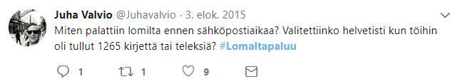Lomaltapaluu-twiitti3