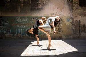 Tanssijat tanssii
