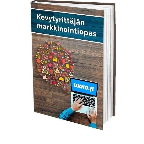 kevytyrittäjän markkinointikirja - kansikuva pieni