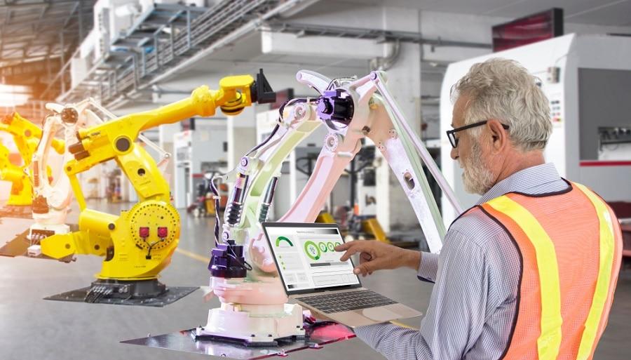 Vievätkö robotit työt? Automatisoitu yhteistyö