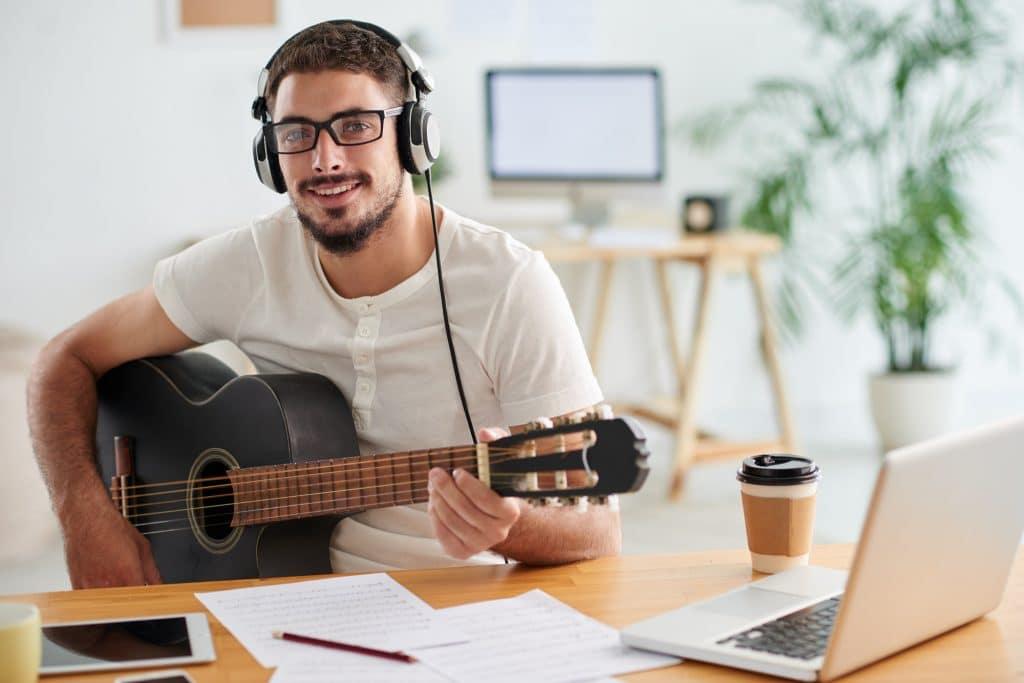 Muusikon tekijänoikeudet