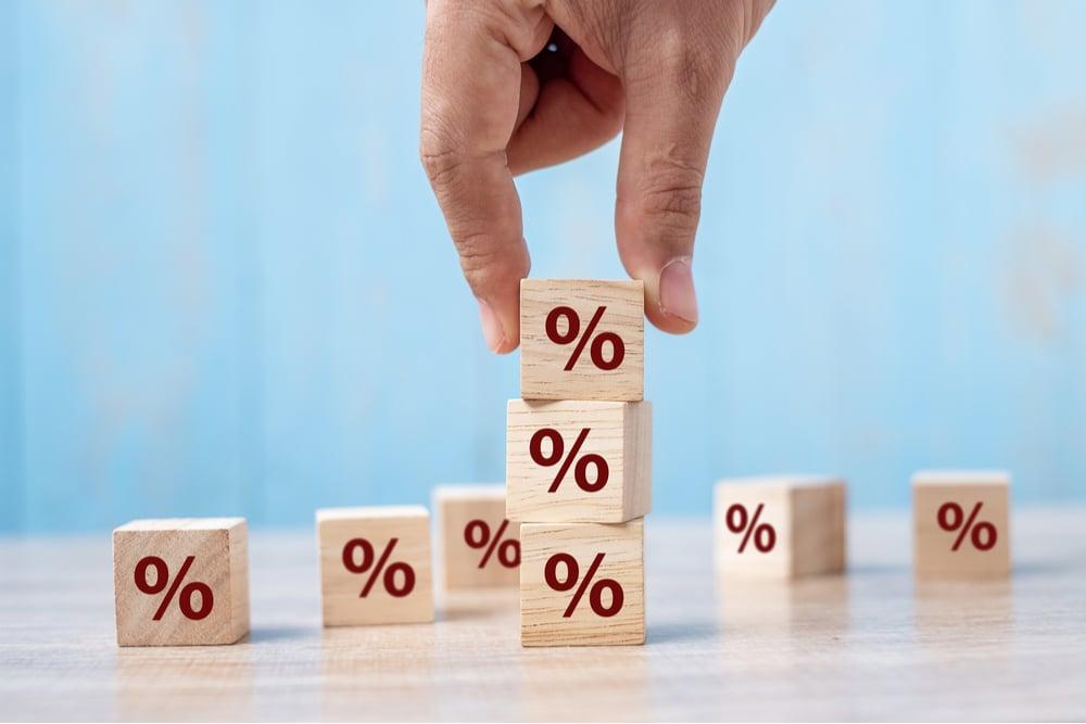 Prosenteeja prosenttien päällä