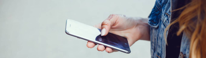 TikTok-markkinointi-älypuhelin
