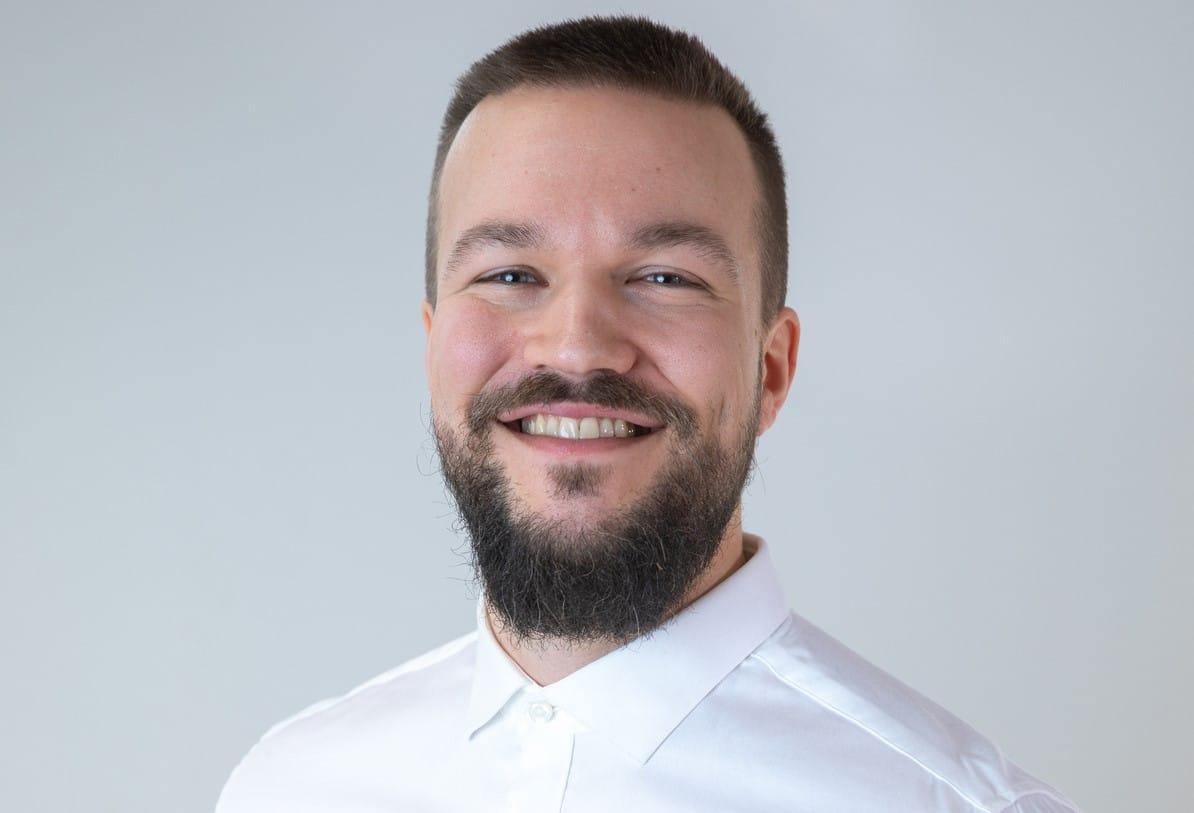 Rekrytoija Olli Saukola.