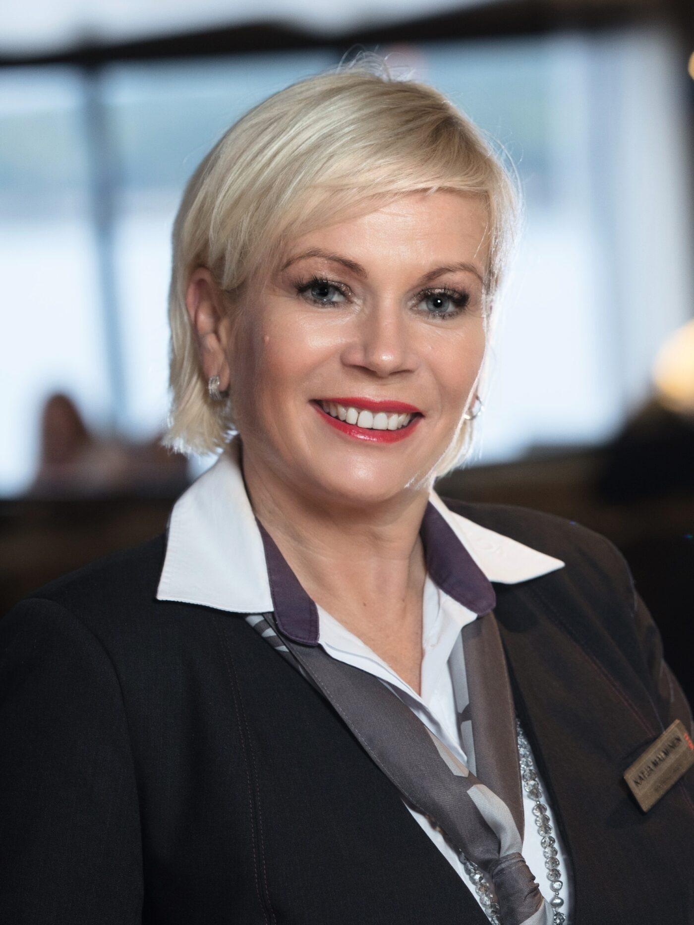 Huippumyyjä Katja Malminen