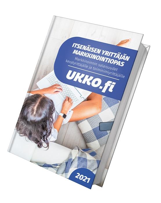 markkinointiopas kirja 2021