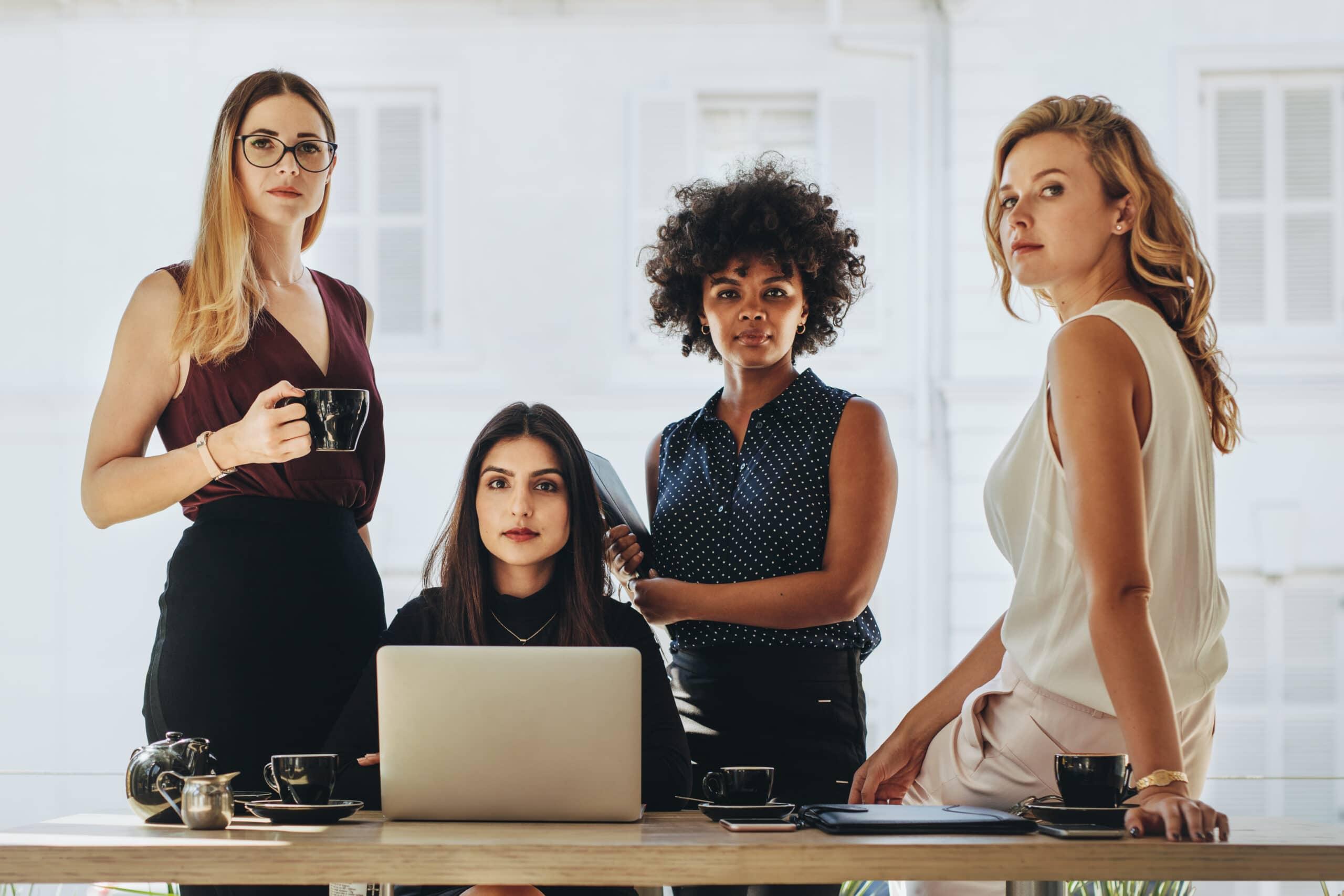 Naistenviikko: Emilia Kullas. Naiset startupin johdossa.