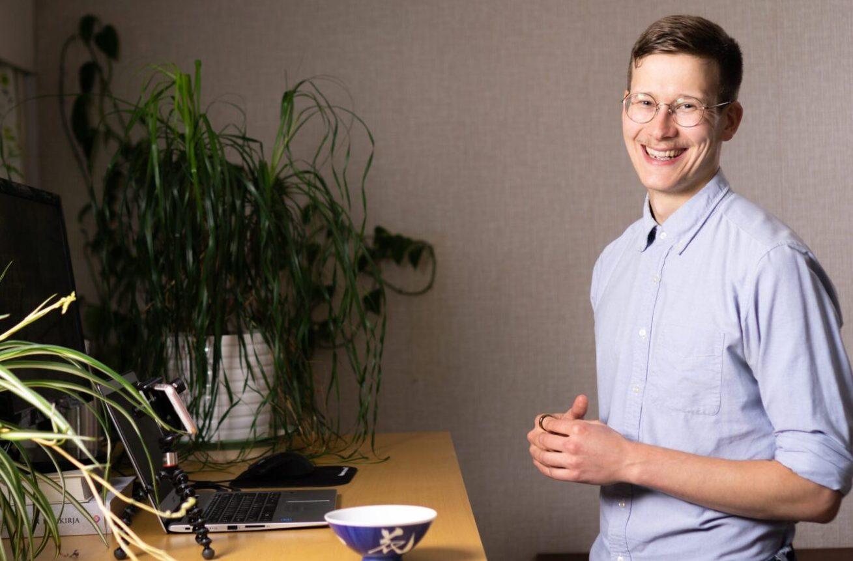 Pekka Freese ja yrittäjän ensimmäinen vuosi.