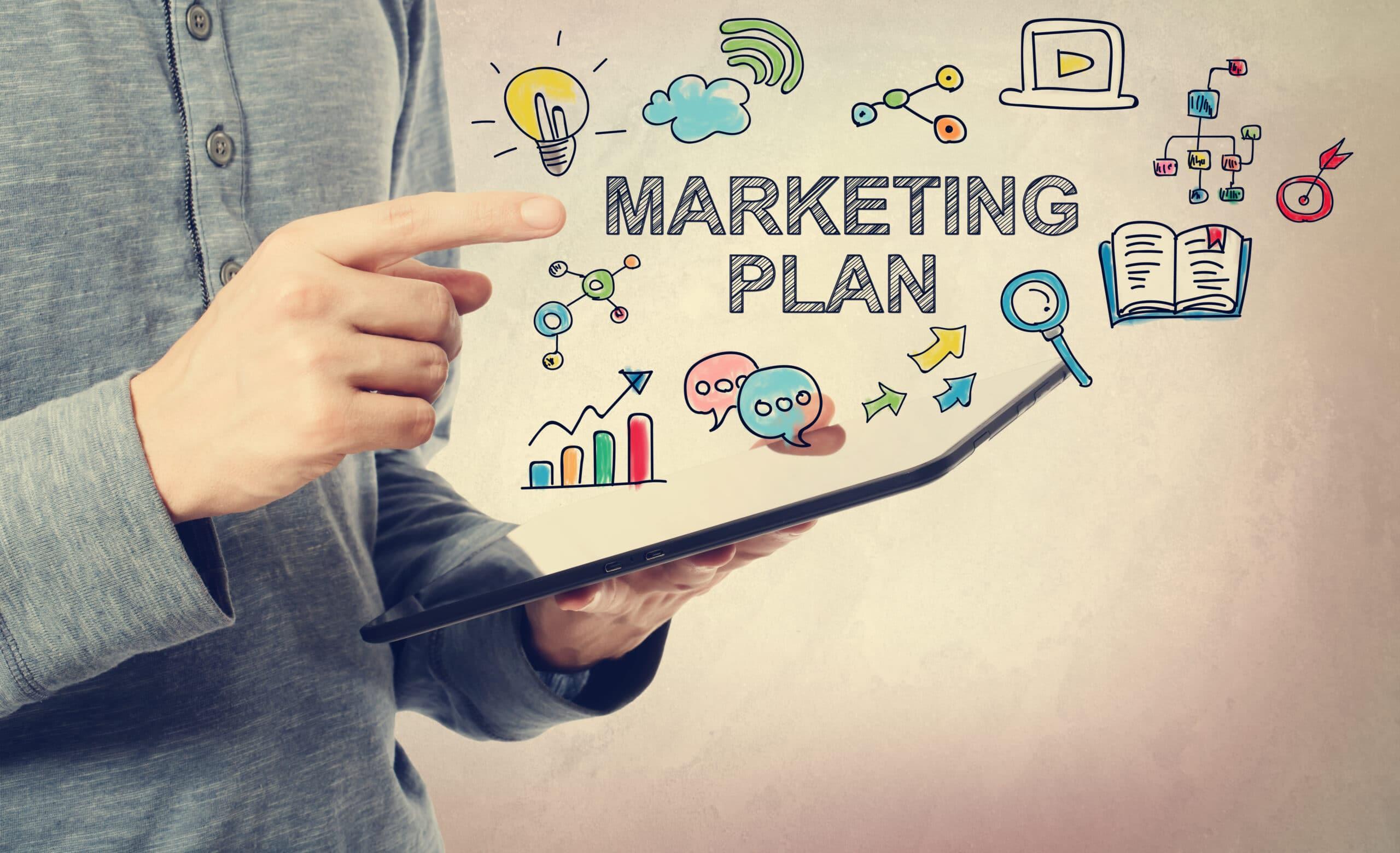 Markkinoinnin harjoitukset. Markkinointisuunnitelma.